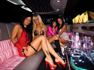 Strip Limo Transfer in Wroclaw