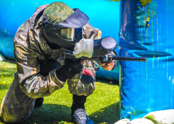 Play Paintball in Prague on your Stag Weekend