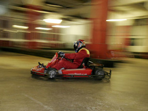 Indoor Karting in Wroclaw