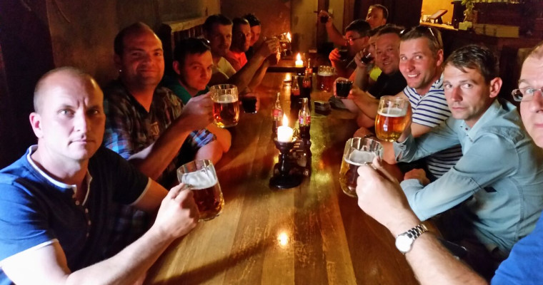 Prague beer bar guide drinking