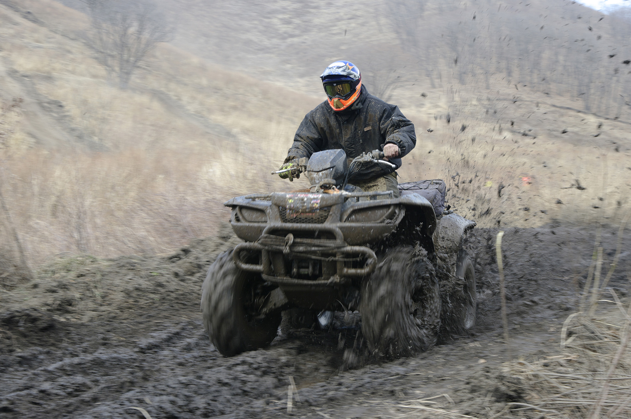 Quad Cross Country
