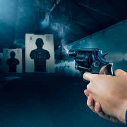 Pistol Shooting Competition in Amsterdam - Pissup