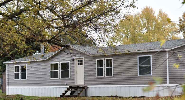 Mobile Home Farmhouse Remodel Clayton