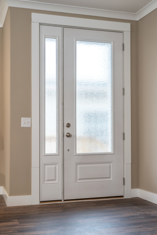 Whether Manufactured Home Exterior Door and Window Sizes Are Different