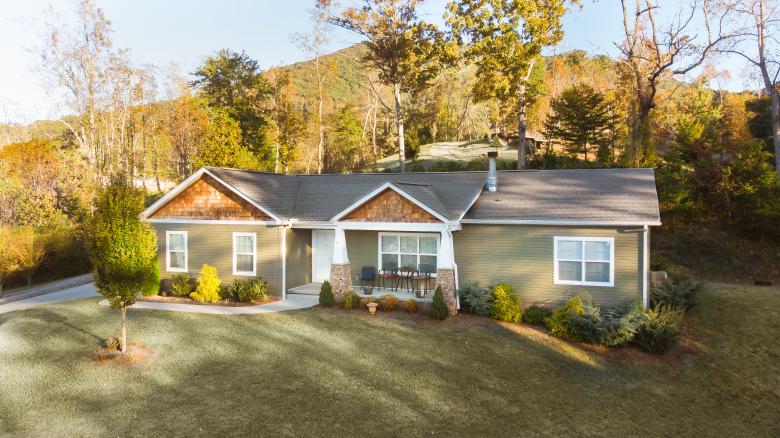 Clayton Built® Home Exteriors | Clayton Studio on