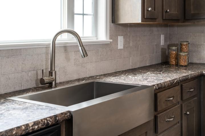 Ways to Clean Kitchen Sinks: 7 Different Sink Materials