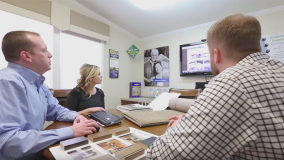Home Center Experience: Completing Your Home Purchase