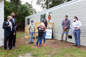 Clayton Donates New Home to Family Promise of the Midlands