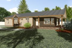 Beautiful Triple Wide Manufactured and Modular Homes