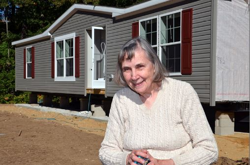 Lois Bradley's Clayton Homes Story: Affordable and Accessible