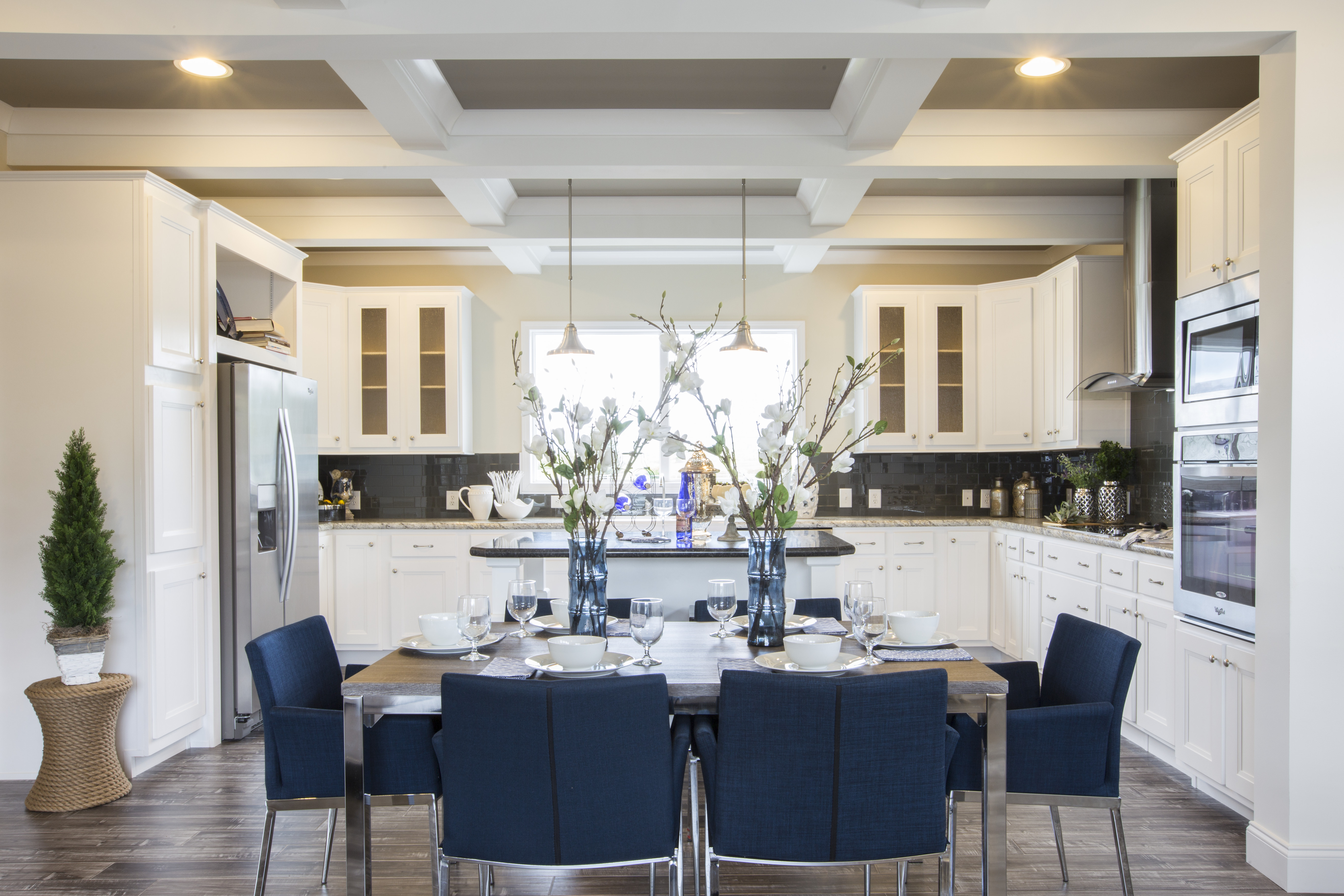 Kitchen Table Decor L Clayton Homes
