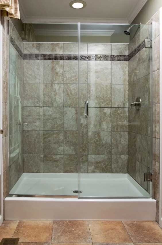 5 bathroom shower design ideas for your manufactured home - Bathroom designs for home ...