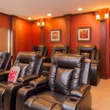 Add a Theater Room to Your Next Home!
