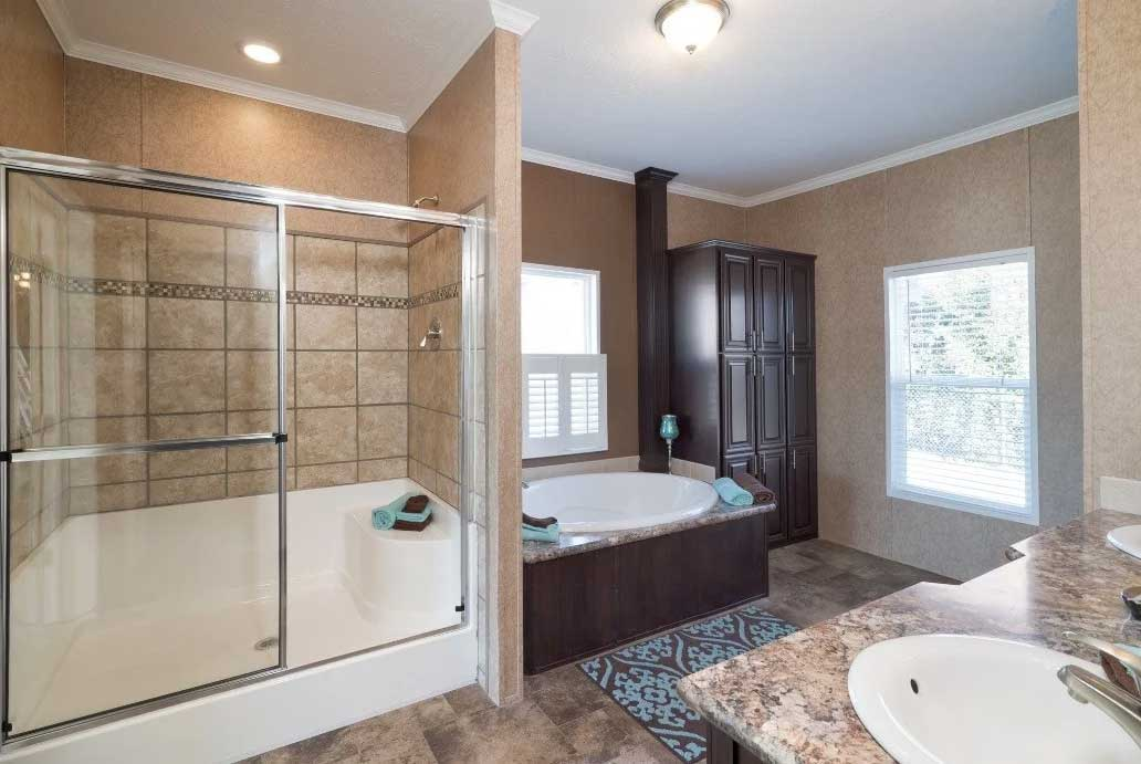 Manufactured Home Bathroom Design Ideas Clayton Studio