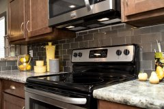 6 Kitchen Backsplash Ideas to Customize Your Manufactured Home Kitchen