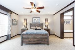 Hacks to Heat Your Manufactured Home with Your Ceiling Fan