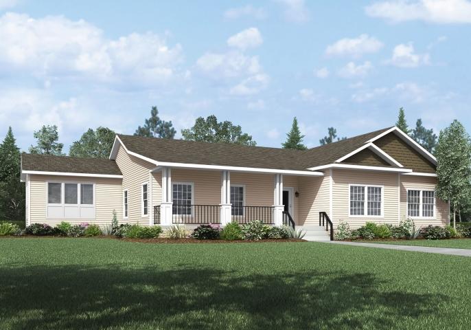 Modern manufactured home exteriors - Modular home vs stick built ...