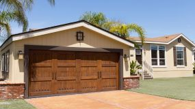 How Manufactured Home Garages are Built