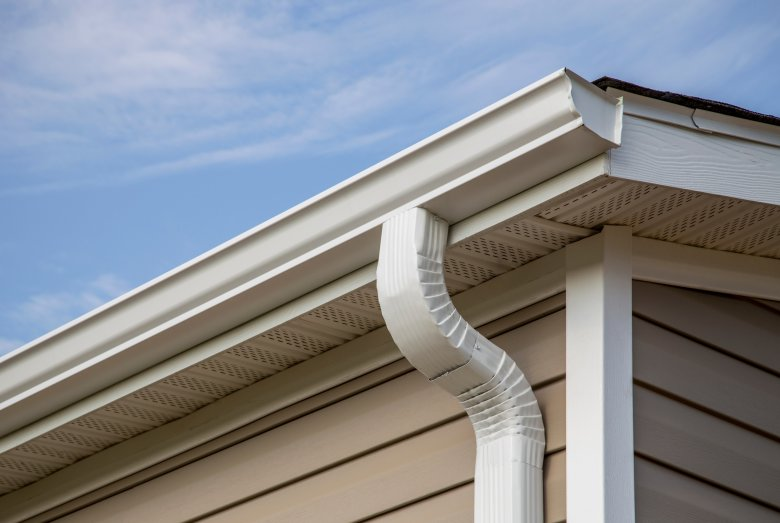 Why Manufactured Home Gutters Aren't Standard