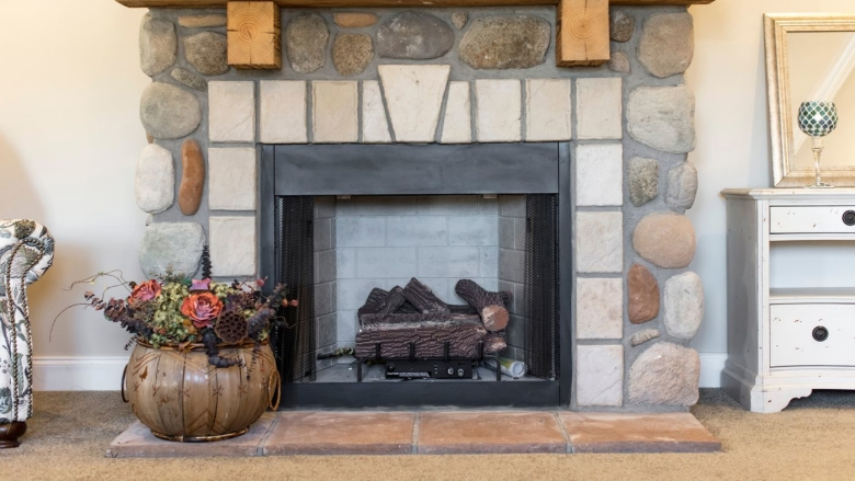 Prefabricated Home Fireplaces