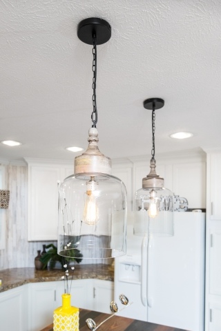 Lighting In Your Manufactured Home