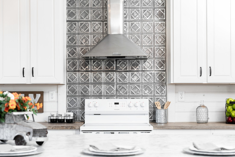 Manufactured Home Kitchen Backsplash Ideas L Clayton Studio
