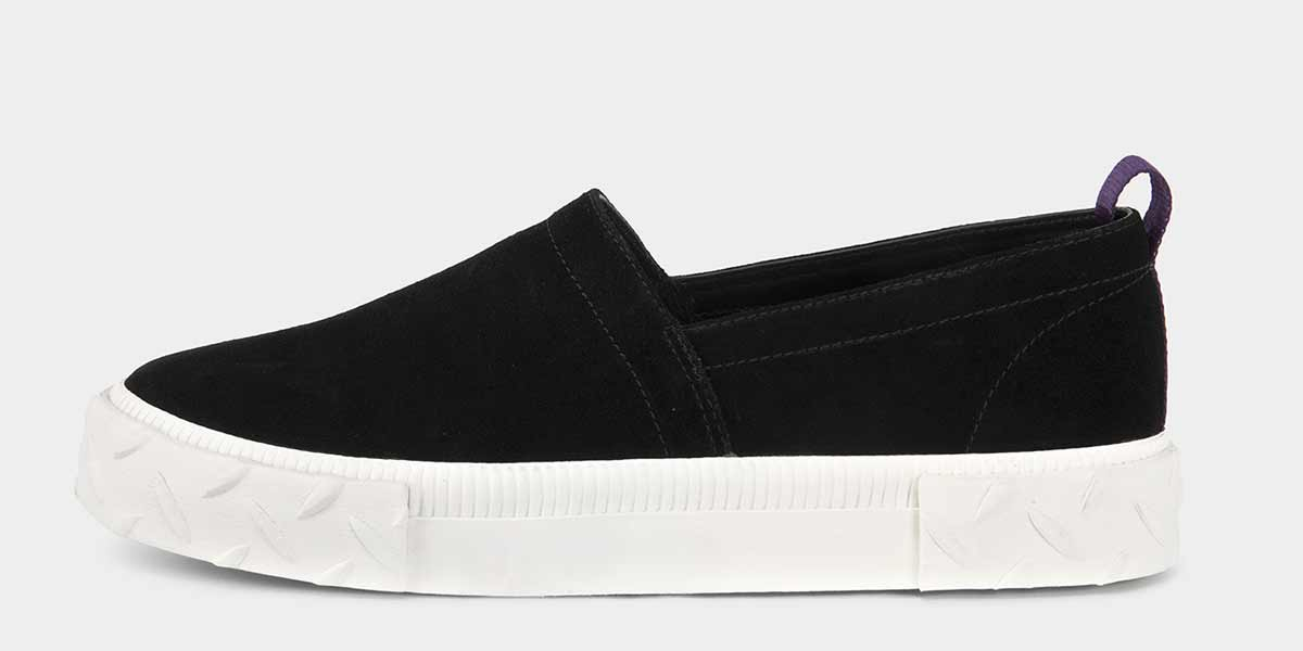 Product Feature: Viper S-O Suede Black
