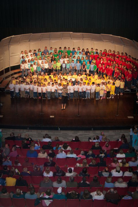 Westwood Elementary Choral Concert