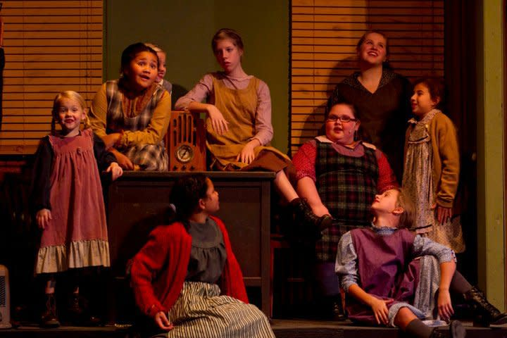 Annie at Footlite Musicals