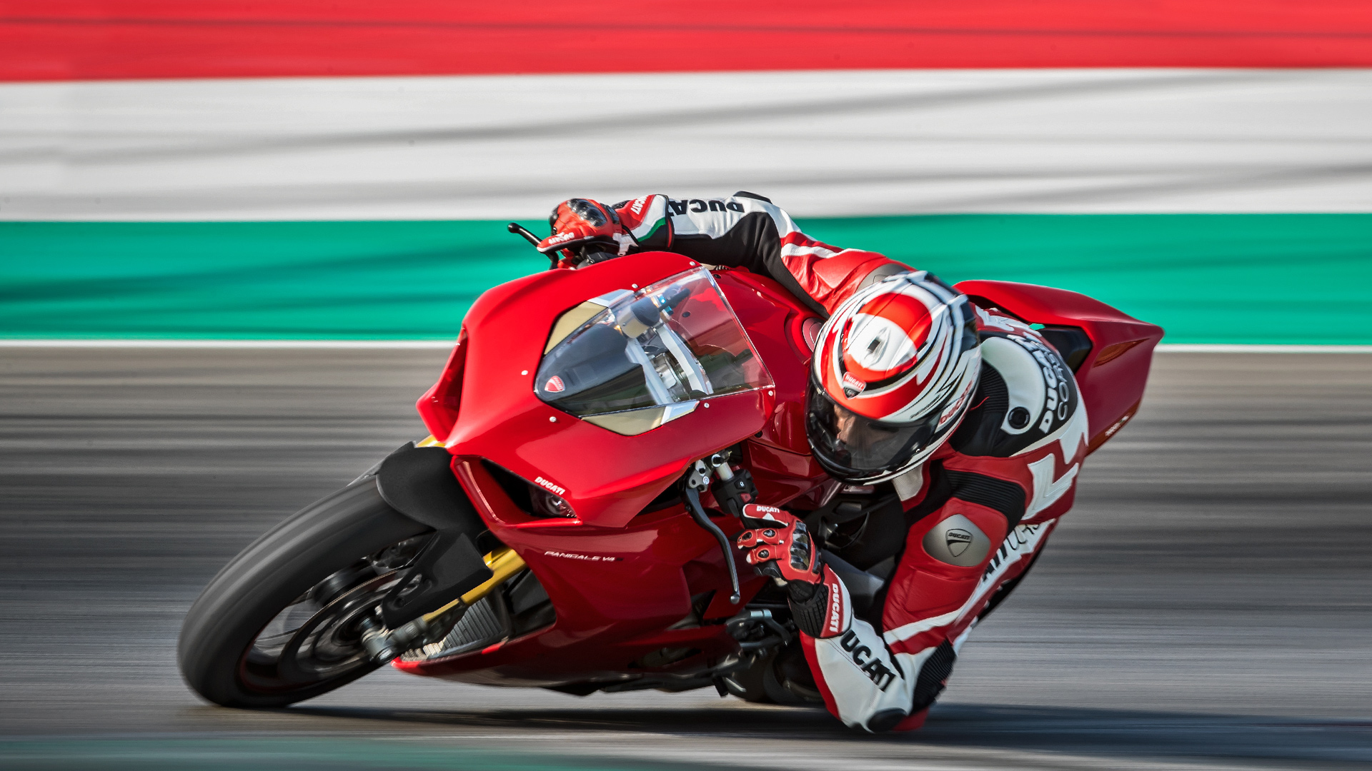 Panigale V4 My 19 Ducati Superbike Wiring Diagram According To The Tradition Of Sportbikes Double Red Arch Parking Light Makes Unmistakable Just Like Its Aggressive
