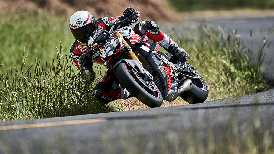 Ducati Streetfighter V4 2020 Prototype