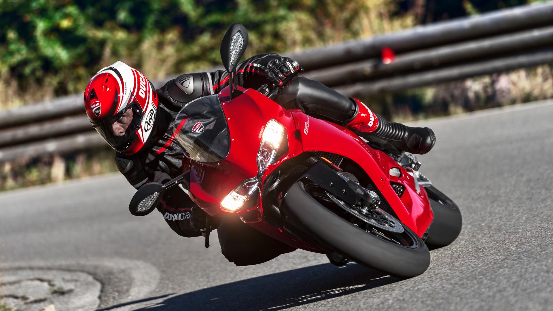 Ducati Superbike 959 Panigale Racing Attitude