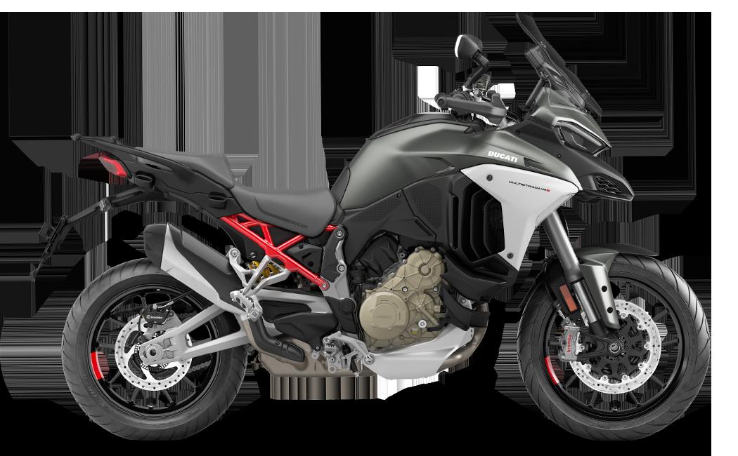 New Multistrada V4 Ducati