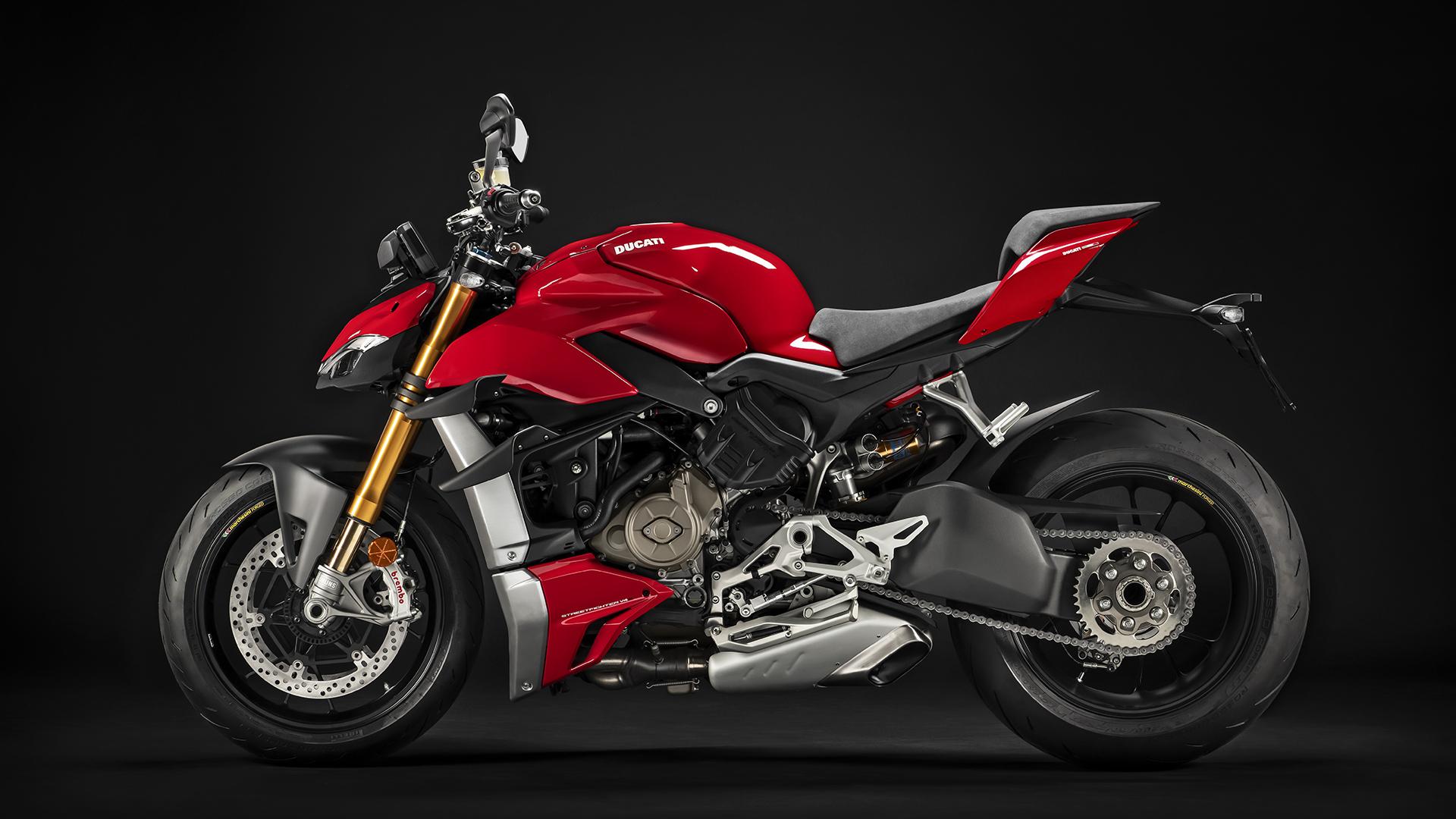 New Streetfighter V4 2020 The Fight Formula Ducati