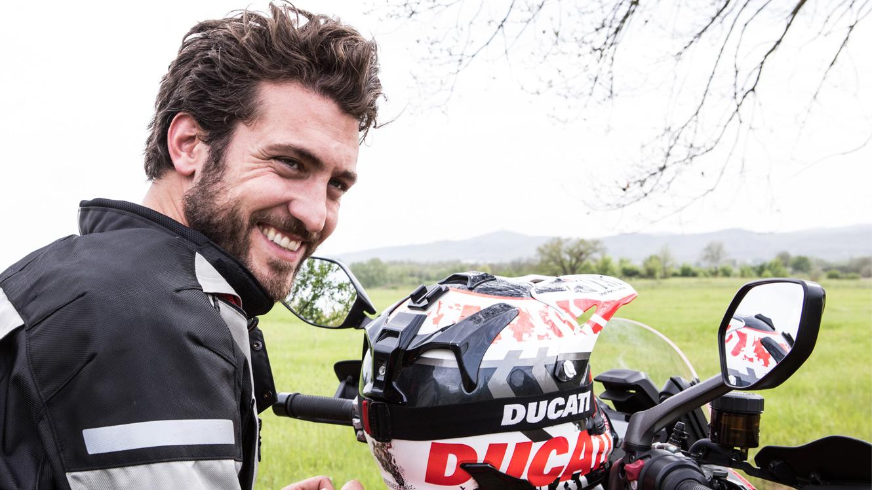 Ducati People Andrea Rossi