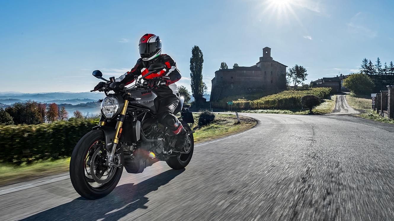 Ducati Monster 1200 Naked De Altas Prestaciones