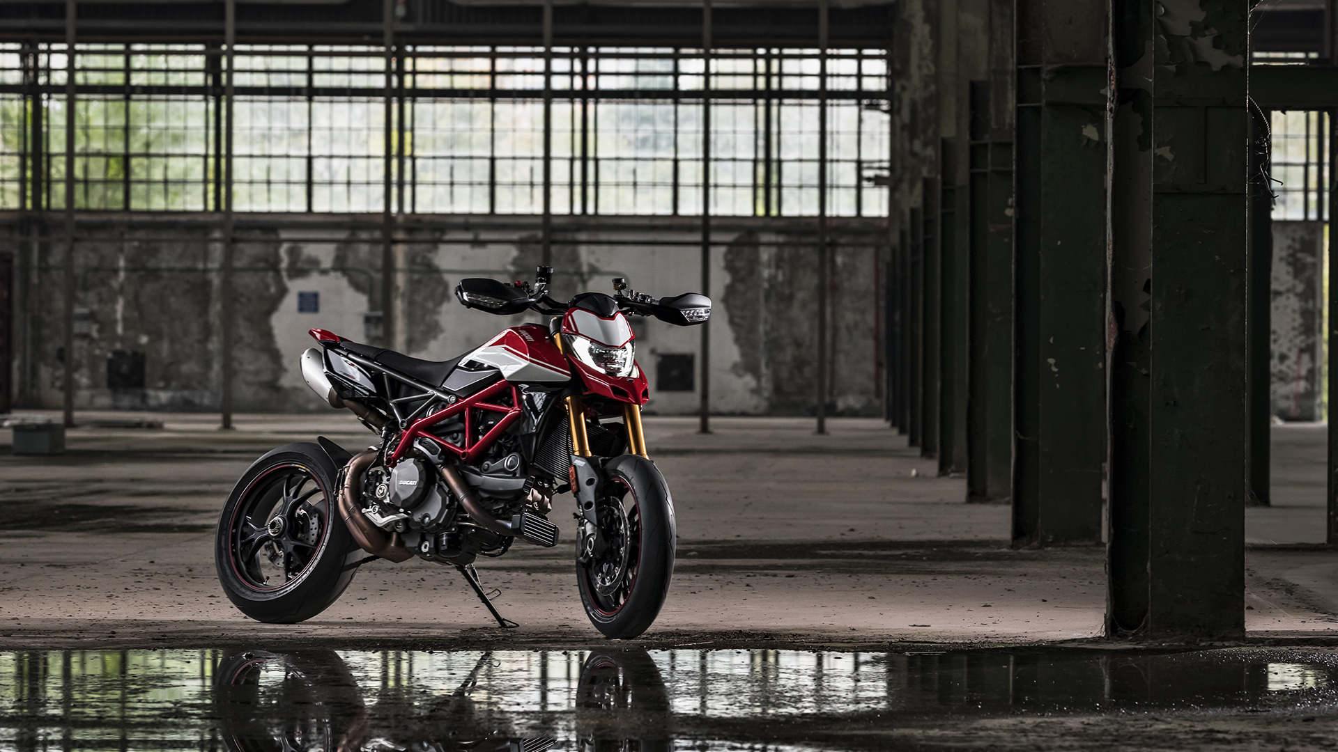 New Ducati Hypermotard 950 Pure Fun Endless Adrenalin
