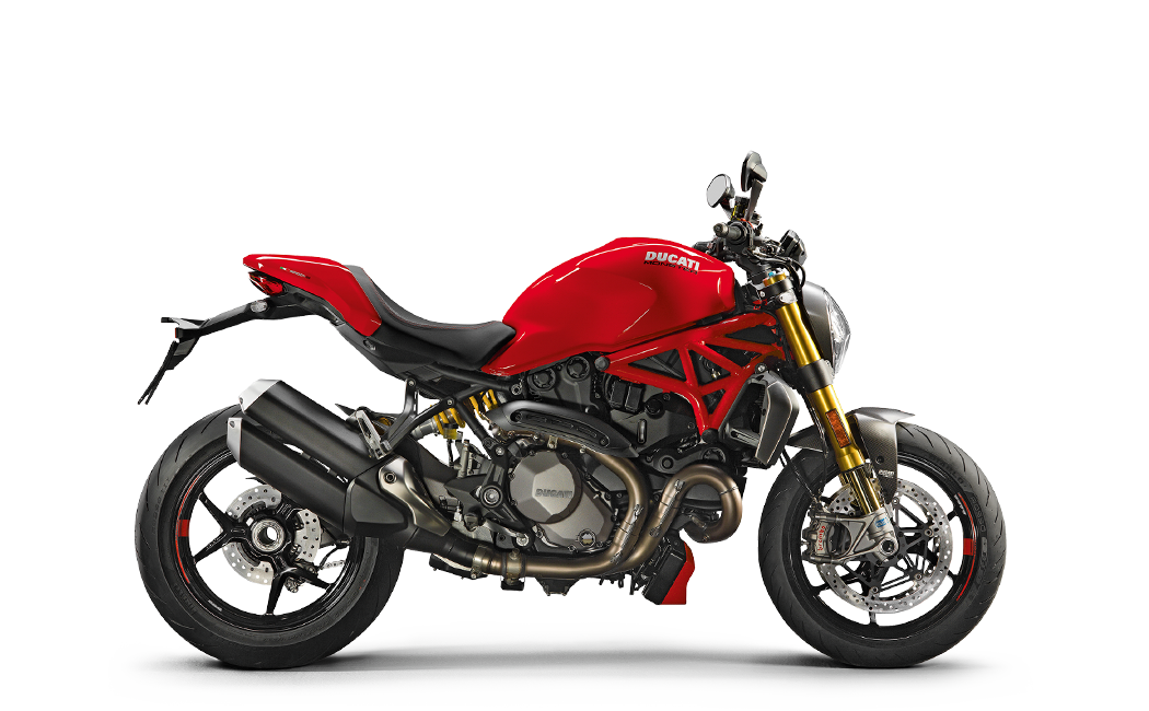 ducati monster 1200 high performance naked bikes
