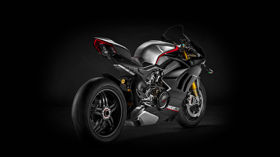 Ducati Panigale V4 SP side view