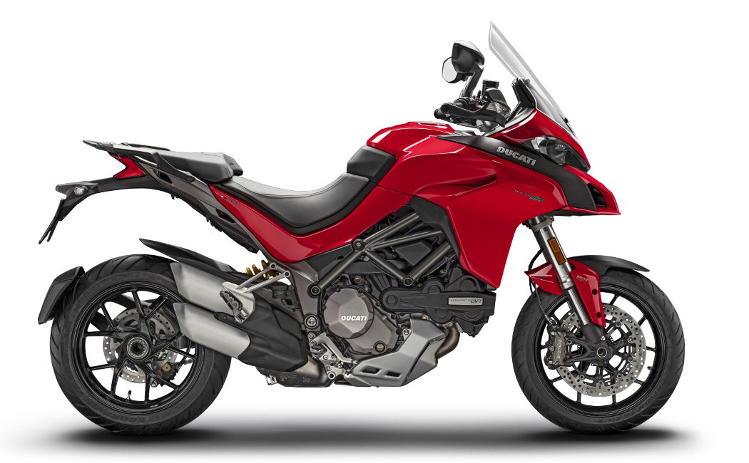 Ducati Multistrada 1260: expand your comfort zone