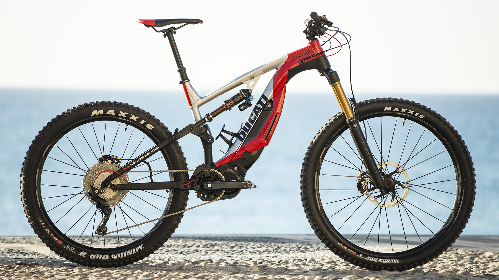 Ducati Mig Rr E Bike Enduro E Mtbs By Ducati
