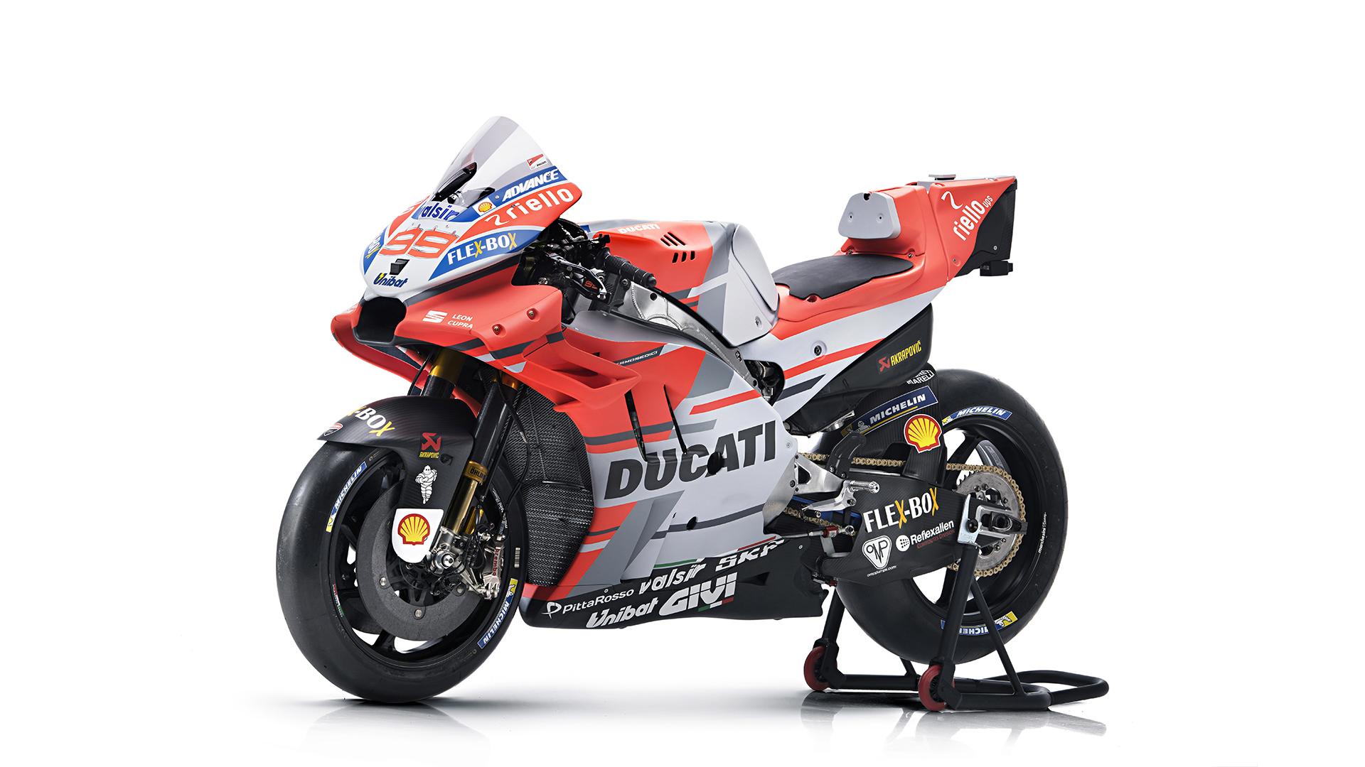 Ducati Team Motogp 2018 Ducati Desmosedici Gp