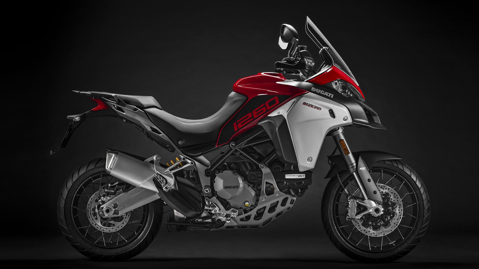 Super Ducati Multistrada 1260 Enduro Travel Enduro Caraccident5 Cool Chair Designs And Ideas Caraccident5Info