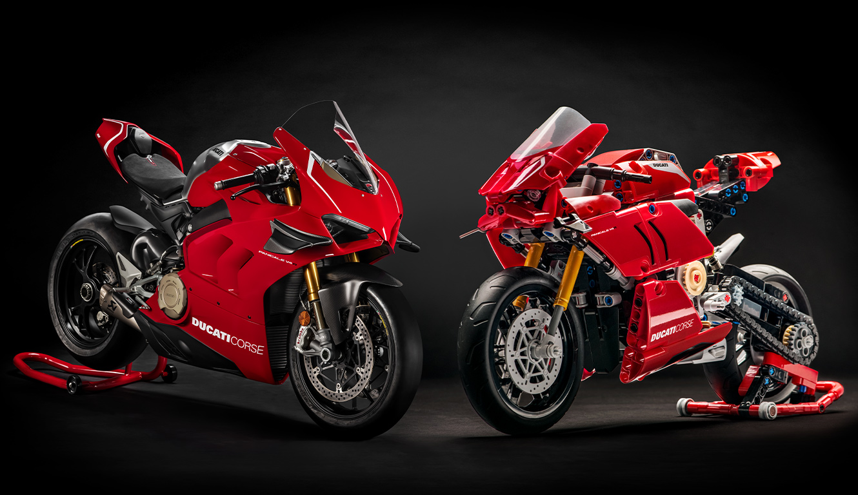 LEGO Technic 42107 Ducati Panigale V4 R im Review (David Geib) - 3