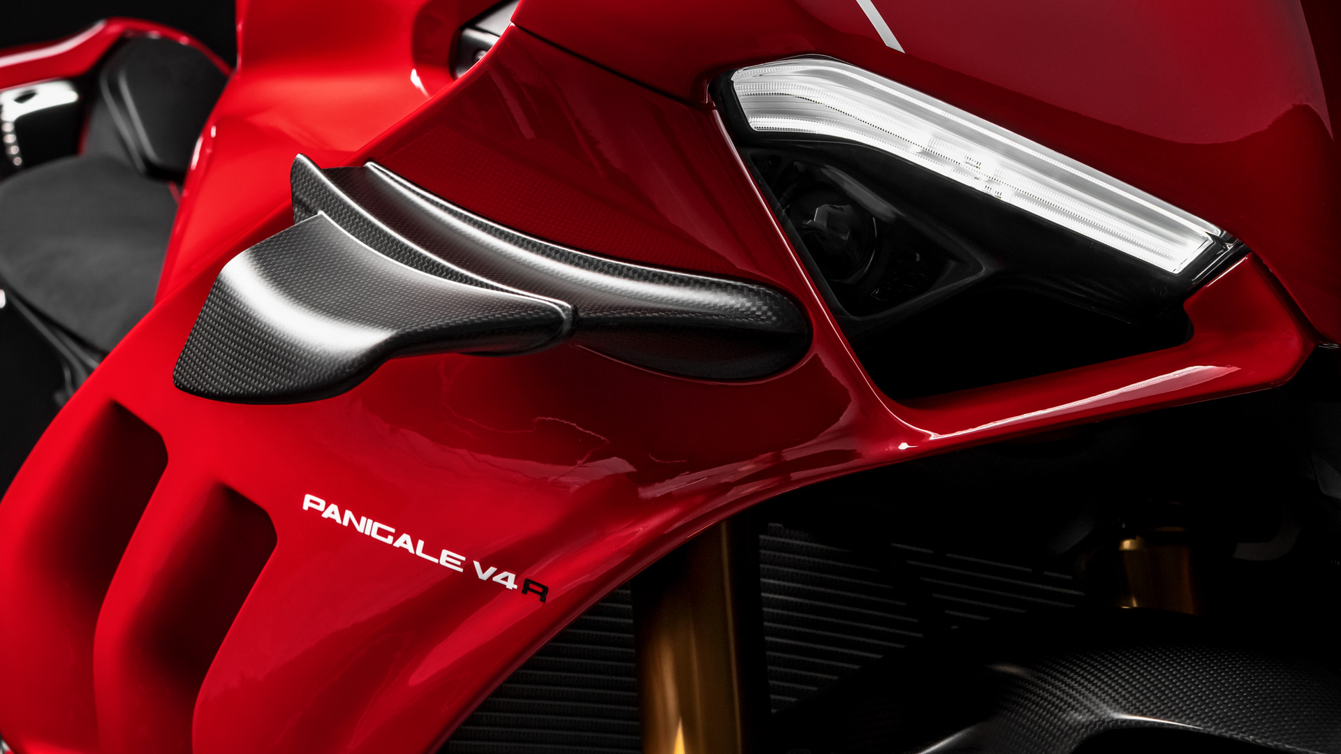 New Ducati Panigale V4 R Pure Racing Adrenaline