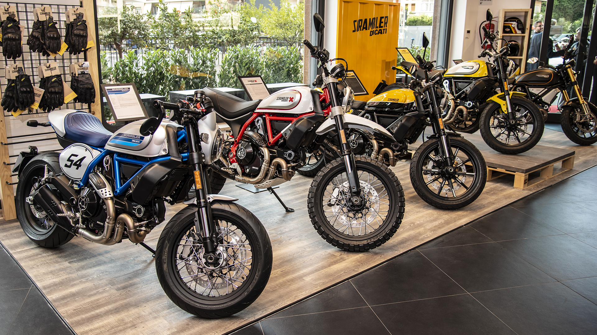 Ducati Opens Second Flagship Store In Rome