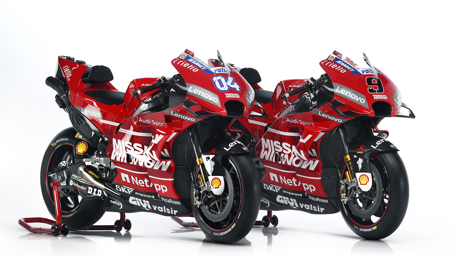 Ducati Team MotoGP: Bike