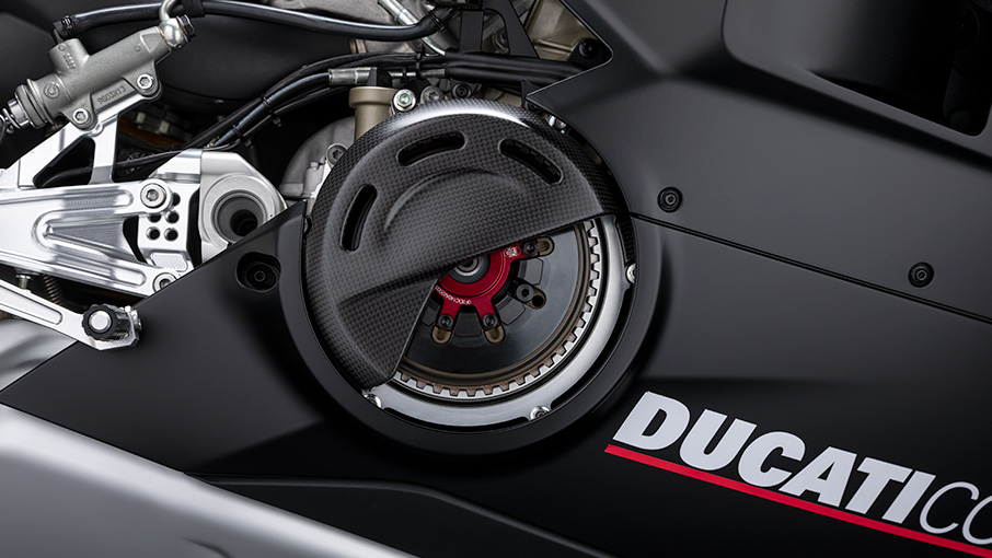 Ducati Panigale V4 SP dry clutch