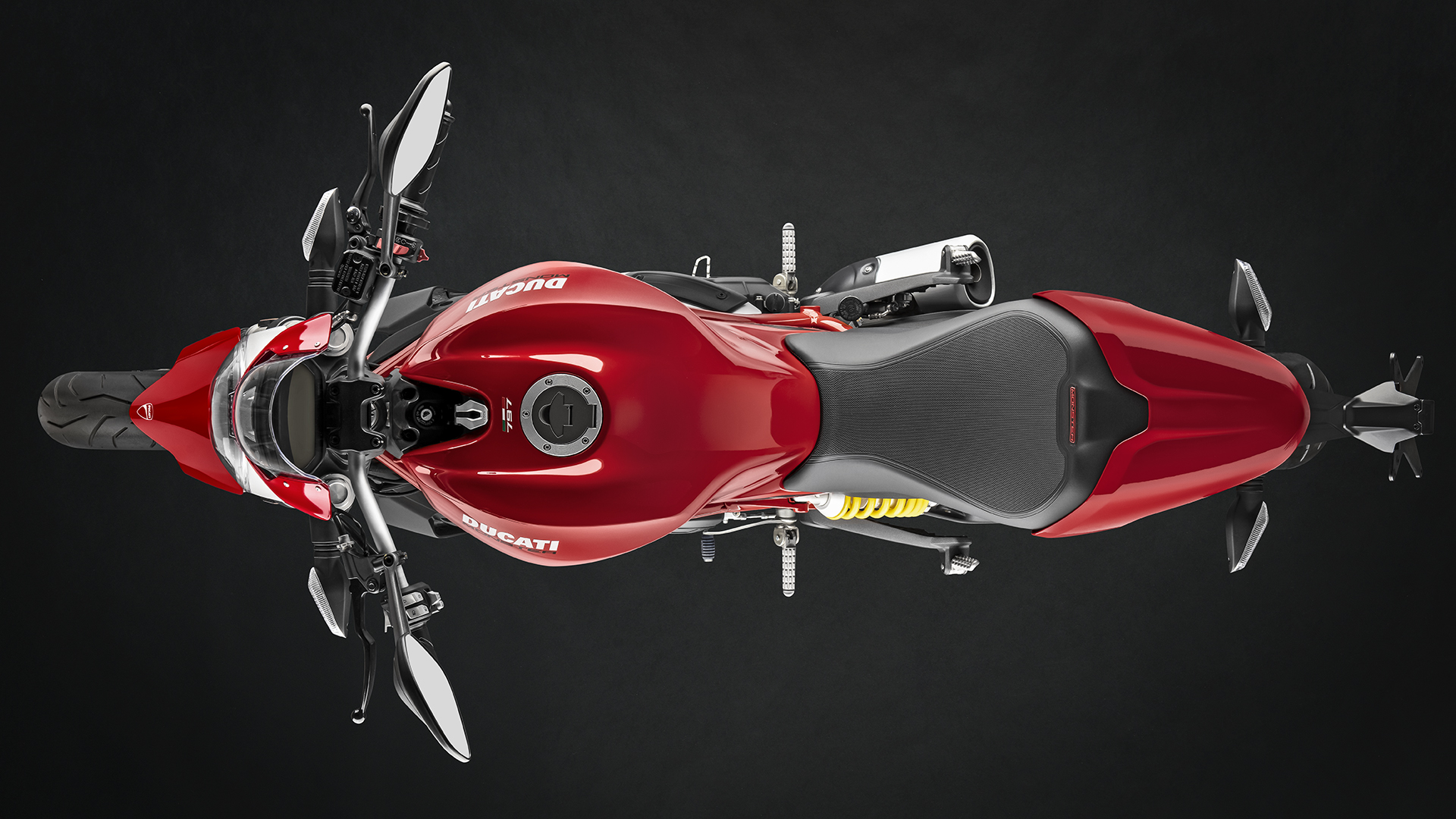 Ducati Monster 797 The Legendary Italian Naked With New Graphics