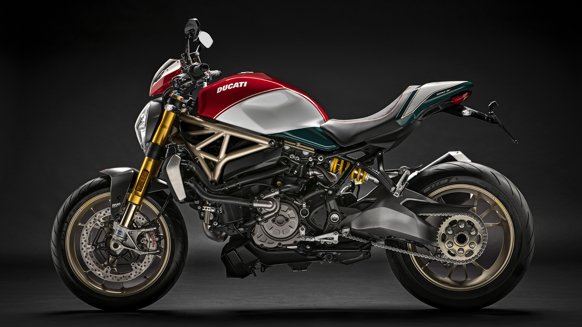 Ducati Monster 1200 25 Anniversario Limited And Numbered Edition